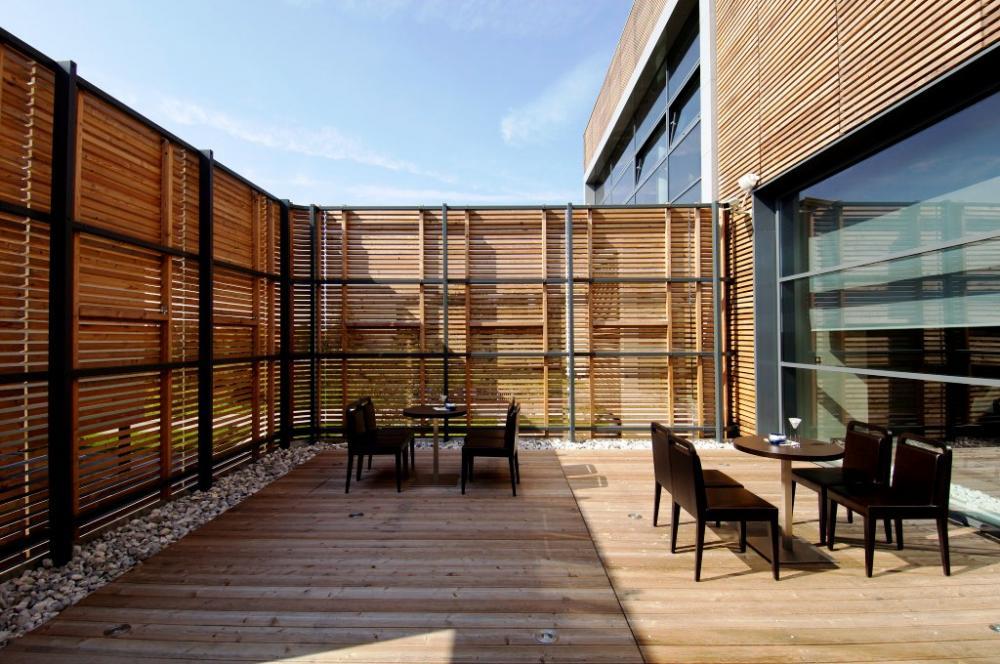 Architecture bois Aquitaine  Construction maison bois IledeFrance  Constr