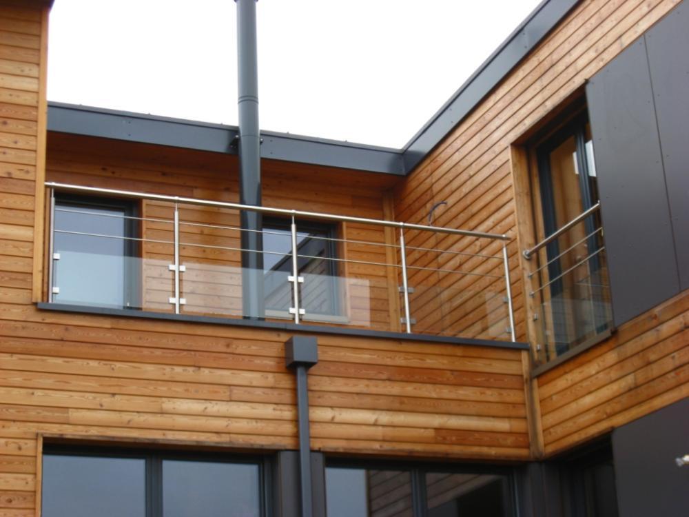 Maison bois jugazan obtenez des id es de - Architecture du bois ...
