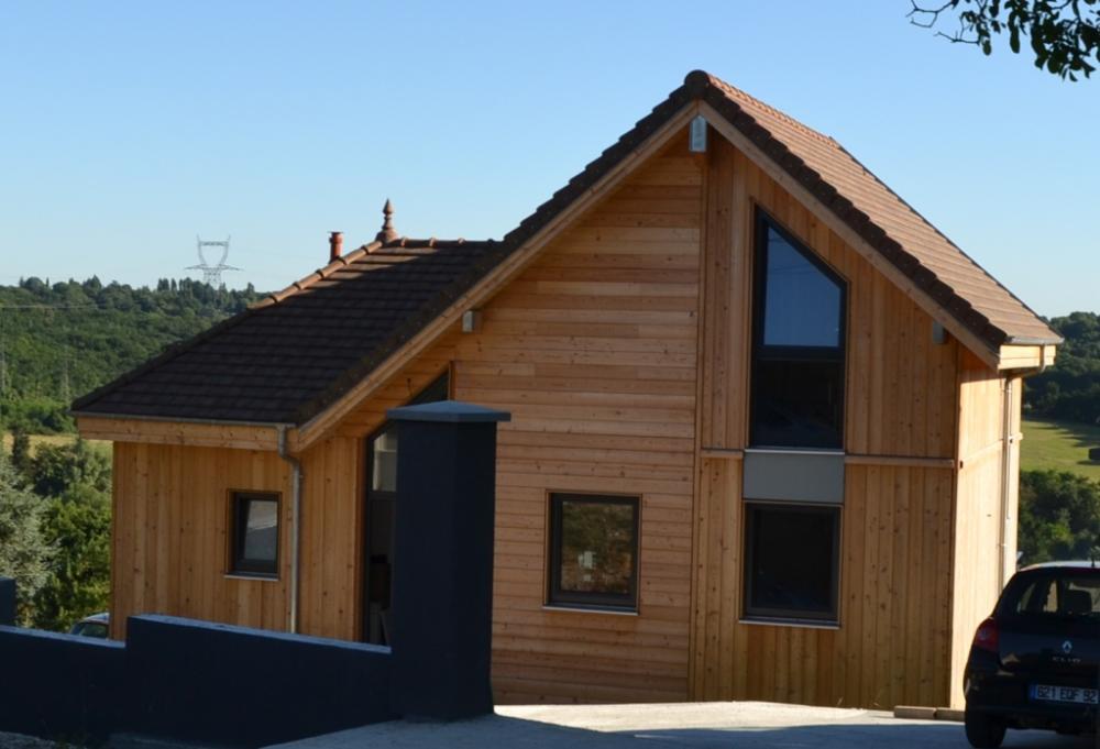 Constructeur maison bois ile de france maison moderne for Constructeur synonyme
